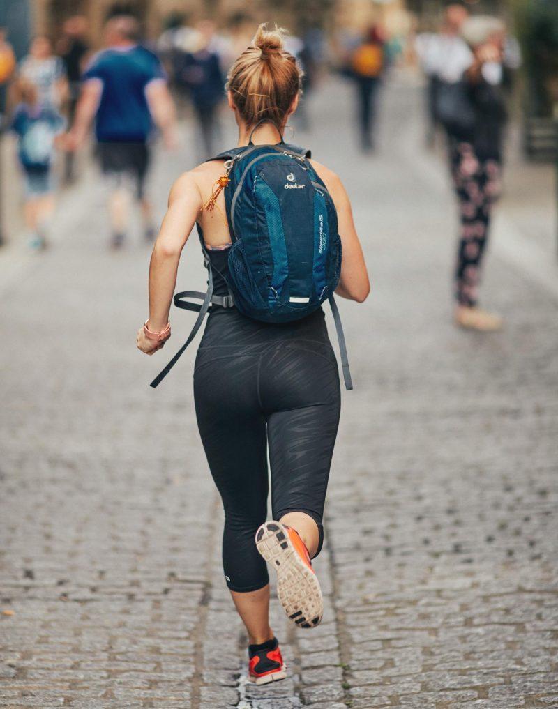 Run commuting