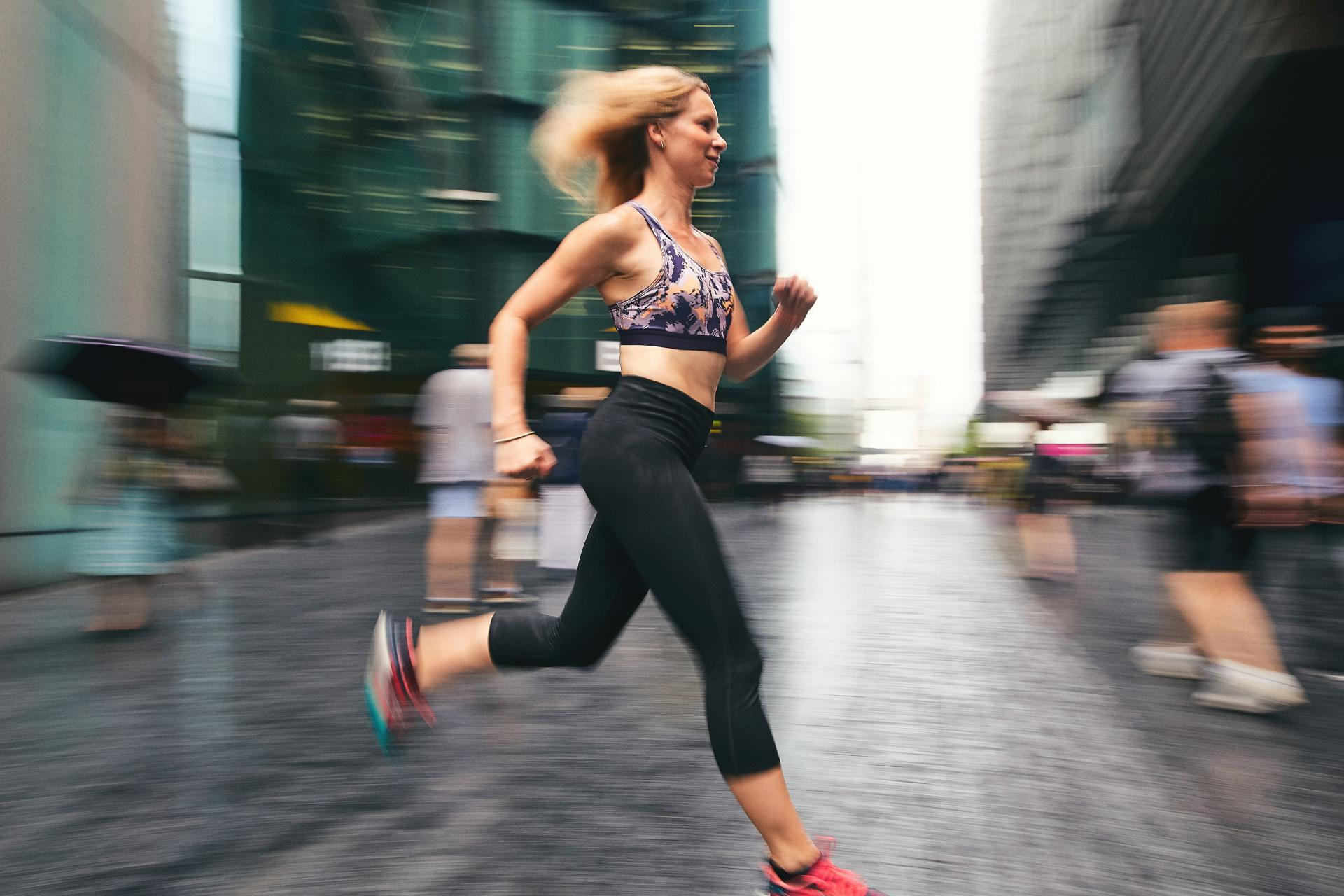 Creative Ways to Squeeze in a Run