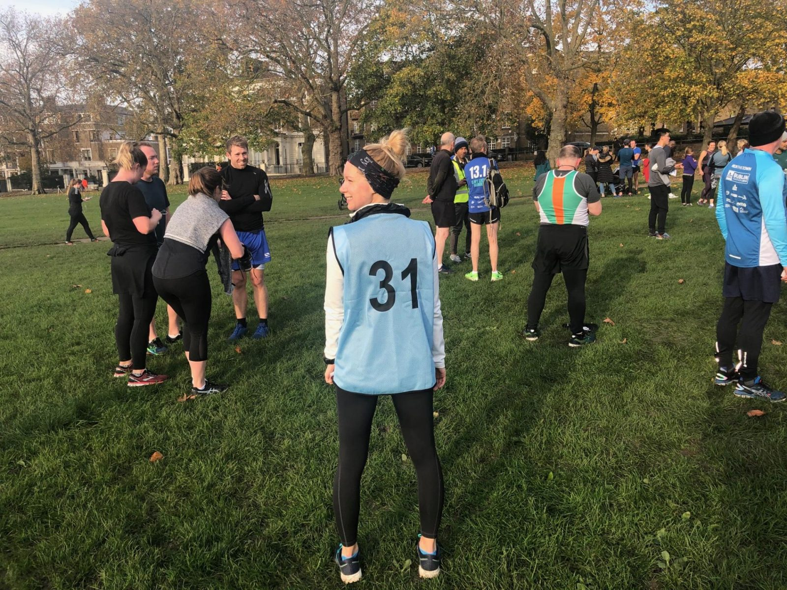 Highbury Fields Parkrun