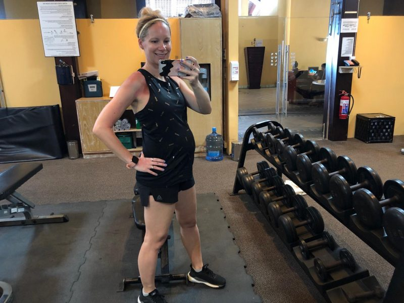 strength training and pregnancy