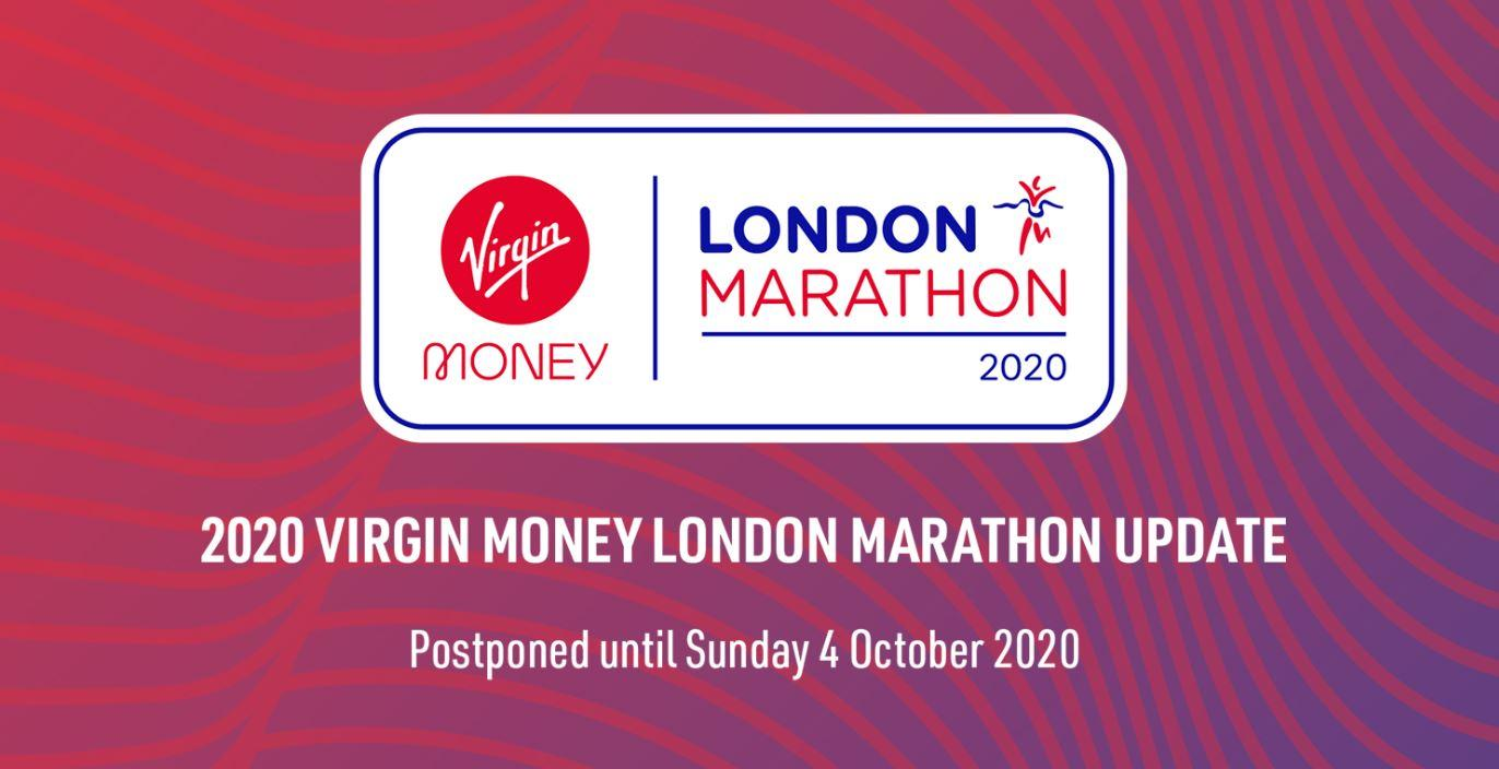 London Marathon postponed